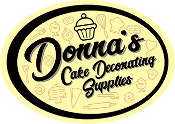 Donna's Cake Decorating Supplies Logo