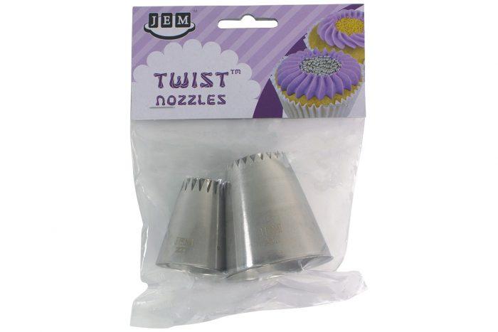 twist turn nozzle